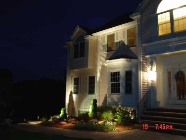 Outdoor Commercial Lighting